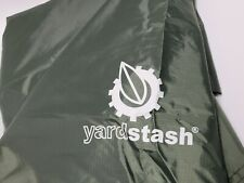 """YardStash Deck Box Cover XXL 62"""" x 30"""" x 28"""" Green New"""