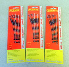 PACK OF 3 New Hornby L/H Standard Point R8072