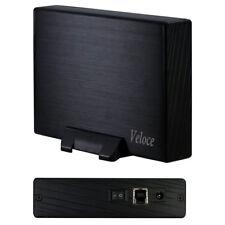 Veloce GD-35612 ext. 3.5 Zoll Festplattengehäuse HDD Gehäuse Case  USB 3.0 SATA