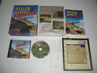 PANZER GENERAL 3D Assault  Pc Cd Rom Original BIG BOX version  FAST POST