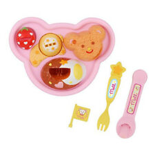 Kids Plate Set Mell Chan Goods Pilot Japan Toys 60b3a38215