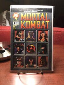 Mortal Kombat Blood And Thunder #0