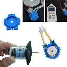 Dosing Pump DC Peristaltic Liquid Hose Pump Self-priming Flat Plate Type Great