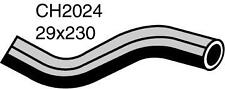 Mackay Radiator Hose (Top) CH2024