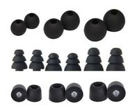 Memory Foam Triple Flange Replacement Earbud Tips For KOSS IN-Ear Earbuds