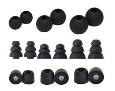 Memory Foam Noise Isolation Earbud Tips for Lg Tone HBS 700, 730, 750, 760, 800