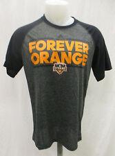 Houston Dynamo Men Adidas Climalite Black T Shirt Performance MLS