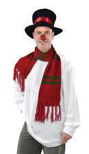 Accessori natale bianco in poliestere per carnevale e teatro
