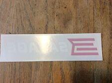 "Savage Arms firearms gun weapon Window decal sticker 7.5""x1.75"""