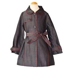 Tocca Girls Chambray Jacket Size 5 New