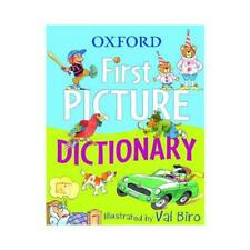 Oxford First Picture Dictionary by Val Biro (illustrator), Oxford Dictionaries