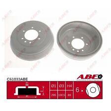 Bremstrommel, 1 Stück ABE C61033ABE