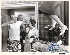 LOUIS DE FUNES Autographed 8 X 10 Photo RP