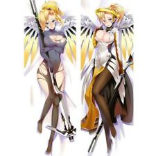 Dakimakura Mercy Overwatch Blizzard Pillow Case Hug Anime 150 x 50 NEW