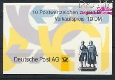 RFA Alemania MH36III, mancha a Rock por Goethe (campo 3) nuevo 1998 luga(8984911