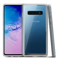 For Samsung Galaxy S10/ Plus Case VRS® [Crystal Chrome] Slim Clear Light Cover