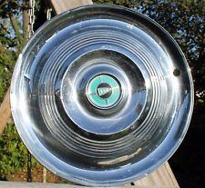 """1955 1956 Chrysler Windsor 15"""" Hubcap Wheel Cover OEM"""
