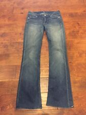 Seven 7 For All Mankind Flynt Stretch Jeans Women's Size 26 Inseam 32