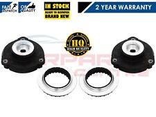 FOR A2 FABIA POLO 9N FRONT OEQ SHOCKER TOP MOUNTS MOUNTING BEARING KIT PAIR KITS