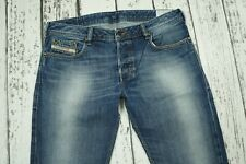 DIESEL ZATINY 8J4 008J4 JEANS DENIM W33 L32 33x32 33/32 33x32,68 100% AUTHENTIC