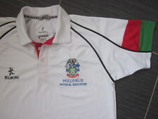 "Millfield School, England Physical Education Sport Kukri Polo Shirt (S - 38"")"