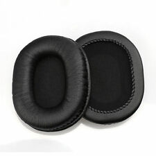New Leather Ear Pad Cushion For Audio-technica ATH-M40x M50S M20 M30 M40 ATH-SX1