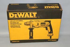 """DeWalt DWD210G 1/2"""" Drill NEW"""