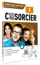 """DVD """"C est Pas Sorcier : especes a proteger"""""""