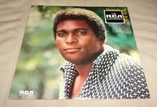 Charley Pride Songs of Love Sealed LP w/ She's Too Good To Be True