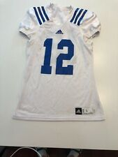 Game Worn Used UCLA Bruins Football Practice Jersey adidas #12 Size L