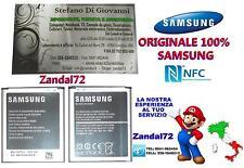 BATTERIA ORIGINALE SAMSUNG GALAXY S3 Mini + NFC GT i8190 3,8V 1500mAh EB-L1M7FLU