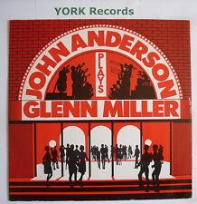 """JOHN ANDERSON - Plays Glenn Miller - Excellent Con 12"""" Single Modern 12GLEN 1"""