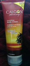 3 x Calgon Nourishing Body Cream Tropical Dream 8 oz