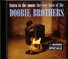 CD (NEU!) Best of DOOBIE BROTHERS (Listen to the Music Long Train Running mkmbh
