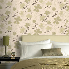 Superfresco Easy Paste The Wall Rapture Floral Light Green Wallpaper