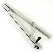Adjustable Aluminum Taper Jig Fence for Table Saw Wood Tapering
