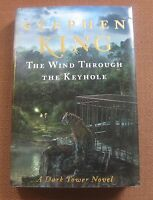 WIND THROUGH THE KEYHOLE by Stephen King- 1st/1st 2012 HCDJ  - dark tower NF