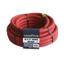 Goodyear-12709G 50 Ft. x 1/2 In. Rubber Compressed Air Hose