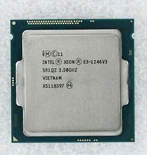 Intel Xeon E3-1246V3 SR1QZ Quad-Core 3.5GHz 8MB LGA1150 Socket CPU