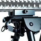 "Hot Sale Hunt 6"" To 9"" 3 Level Spring Return Sniper Bipod W/Sling Swivel Mounts"