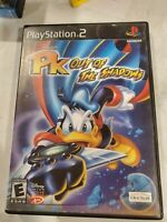 Disney's PK: Out of the Shadows (Sony PlayStation 2, 2002)