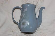 Vintage Denby Blue Dawn Coffee Tea Pot no Lid