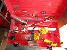 Hilti Dd 120 Core Drill With Stand Case And Withlot New Bits Huge Kit Nice 1011