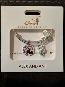 Dumbo Alex Ani Bracelet Disney Park Authentic MOM /& BABY Mine Mrs Jumbo Elephant