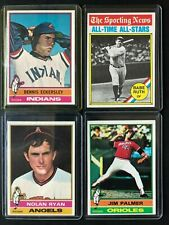 1976 Topps Baseball Cards Lot Pick A Player 1-660 Complete your Set FLAT SHIP $1