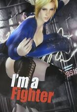 Dead Or Alive 5 Privilege Item I'm a Fighter Poster B2 Big Size Helena