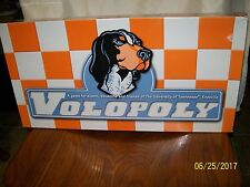 Volopoly Board Game Knoxville Tennessee Volunteers Vols Sealed Box