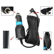 DC USB Car Power Charger Adapter Cable Cord35m For GPS Car Camera