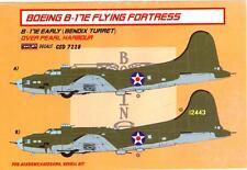 KORA Models 1/72 BOEING B-17E FLYING FORTRESS OVER PEARL HARBOR Resin Conversion