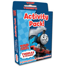 BRAND NEW TOP TRUMPS: THOMAS AND FRIENDS : ACTIVITY PACK 002114